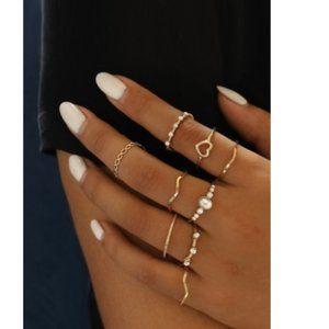 ☀️Darling Ring Set☀️